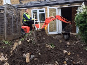 Land Clearance Chiswick