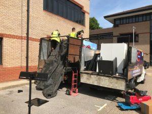 Rubbish Recycling Team Twickenham